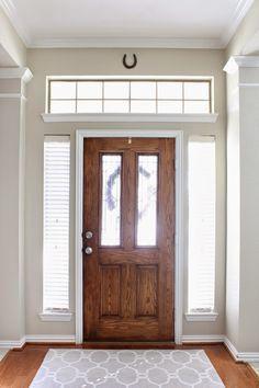 Hang a horseshoe for good luck   Home Design84 best Home   Garden images on Pinterest   Wooden doors  Home  . Good Homes Design. Home Design Ideas