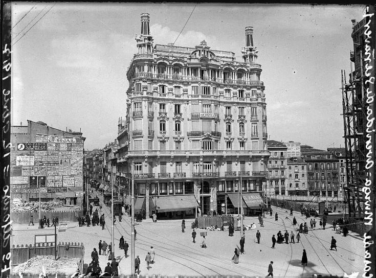 Fotos madrid antiguas a collection of holidays and events for Hoteles en la calle prado de madrid