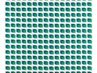 Gaston Y Daniela Print Blue GDT5037.003