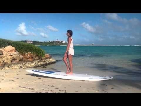 YOGA ET SURF - YouTube