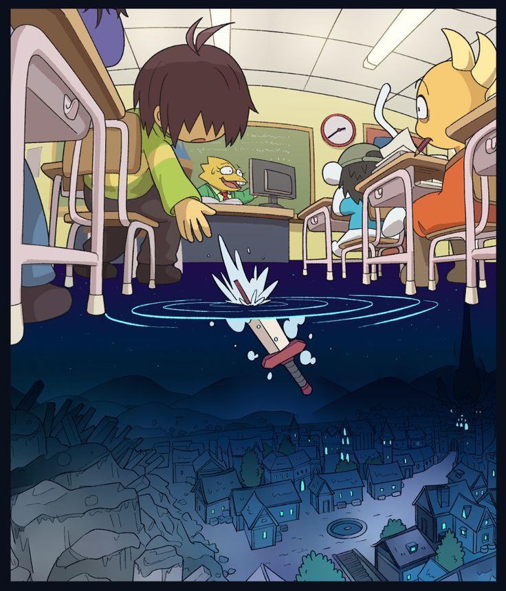 Cocoa Ando Undertale, Character, Anime