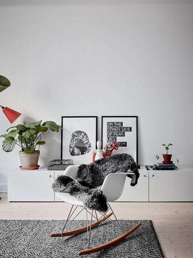 M s de 1000 ideas sobre mecedora eames en pinterest for Mecedora terraza
