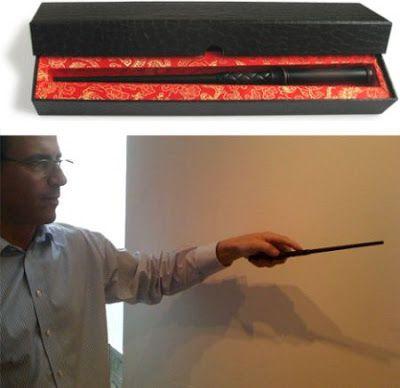 HP wand - La bacchetta di Harry Potter è un Telecomando per TV - Perseffer's Gadget
