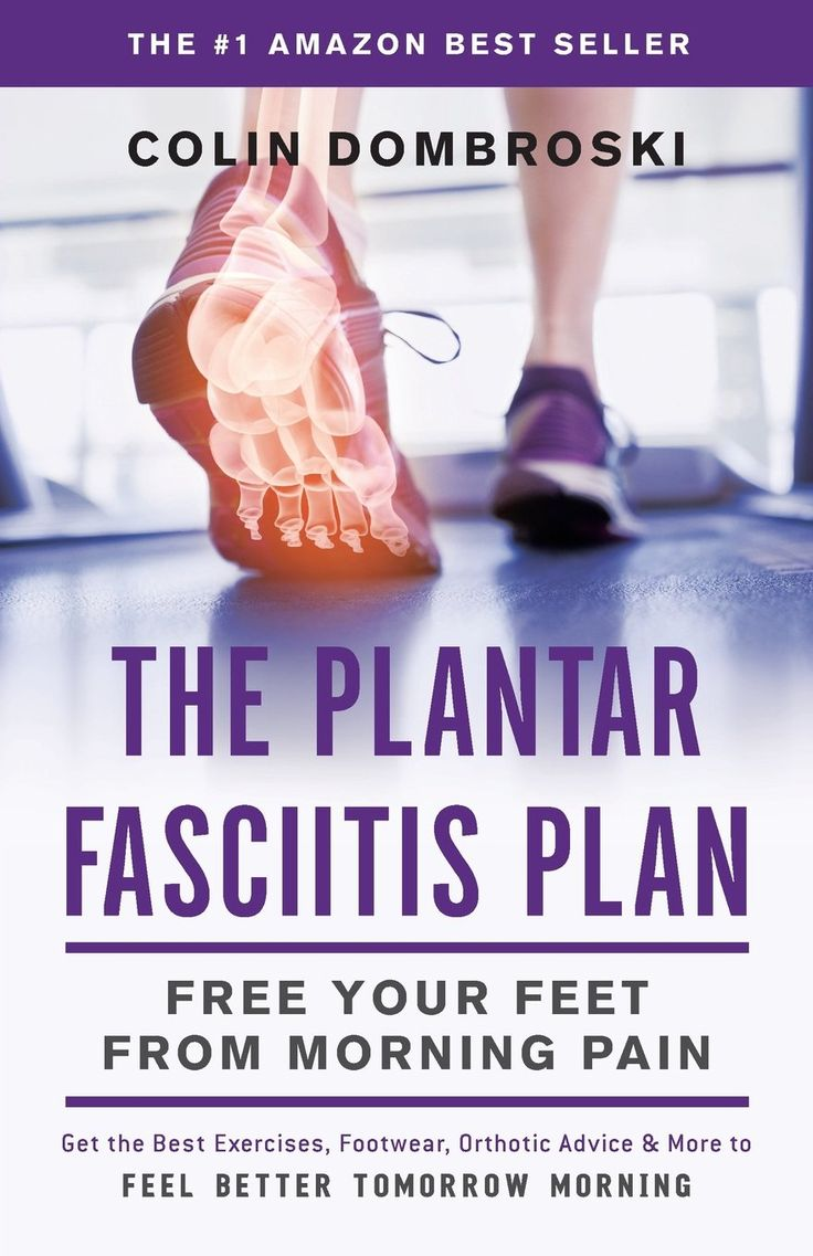 """""""The plantar fasciitis plan : free your feet from morning pain. Get the best exercises, footwear, orthotic advice & more to feel better tomorrow morning"""" / Colin Dombroski [Estats Units d'Amèrica] : Lioncrest publishing, [2016]. Matèries : Peu; Inflamació; Malalties del peu; Terapèutica; Medicina preventiva; Podologia. #nabibbell"""