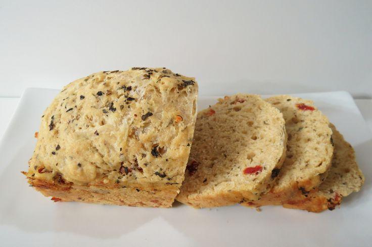 Caprese Quick Bread