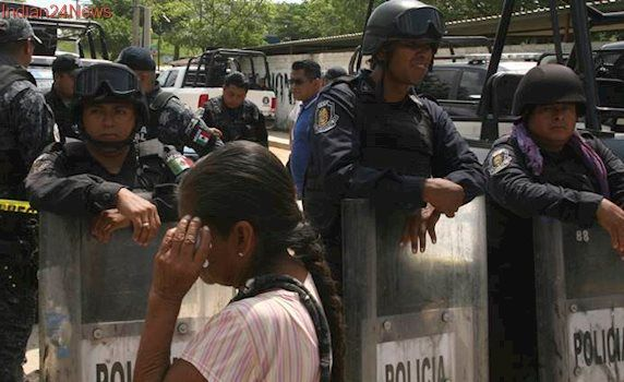 Mexico: 28 inmates killed in Acapulco prison riot, say officials