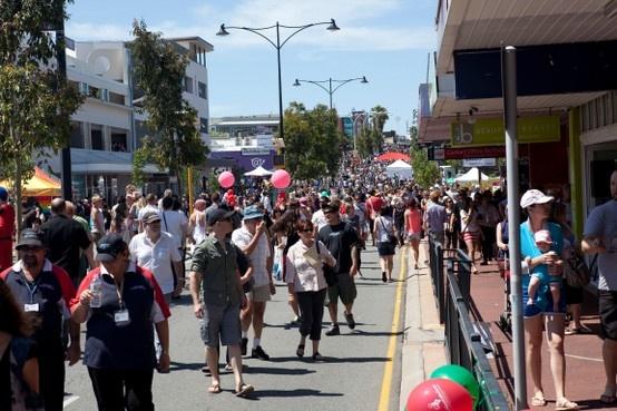 2011 Beaufort St Festival