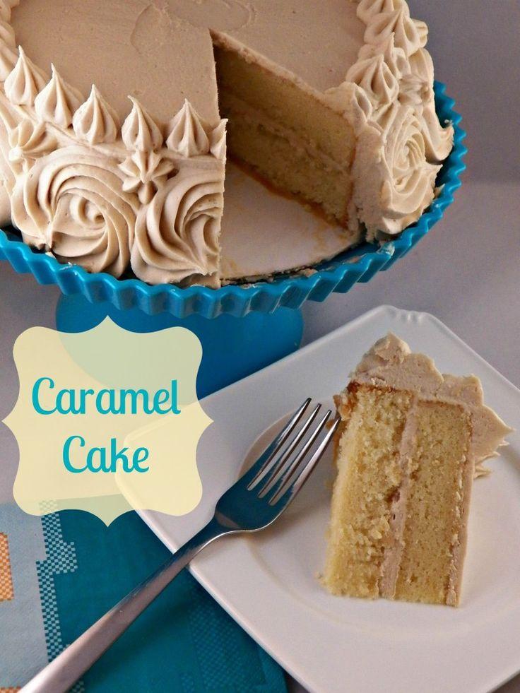 ... Caramel Cake on Pinterest | Carmel cake, Caramel icing and Caramel