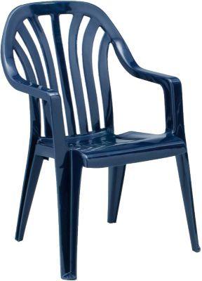 #Unisex #Kunststoff #Gartenstuhl #Lara #stapelbar #blau Der Gartenstuhl ´´Lara´´ mit attraktivem Mattglanzeffekt besteht aus stabilem Kunststoff, welcher wetterfest und UV-beständig ist. Dadurch kann der Stuhl auch über längere Zeit im Freien bleiben, ohne wetterbedingten Schaden zu nehmen. Wenn der Stuhl gerade mal nicht gebraucht wird, dann lässt er sich mit anderen seiner Art stapeln. Somit handelt es sich um einen sehr platzsparenden Artikel. - attraktiver Mattglanzeffekt…