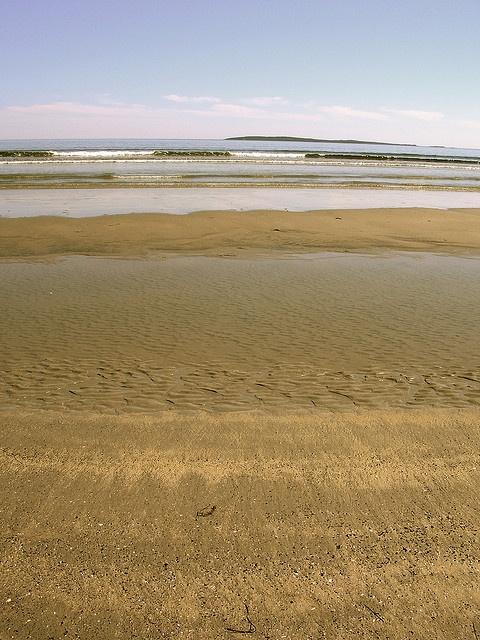 Summerville Beach, Nova Scotia..this is a beautiful beach with miles of beach to walk
