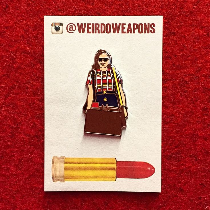 Image of Peggy Olson Is the Boss pin
