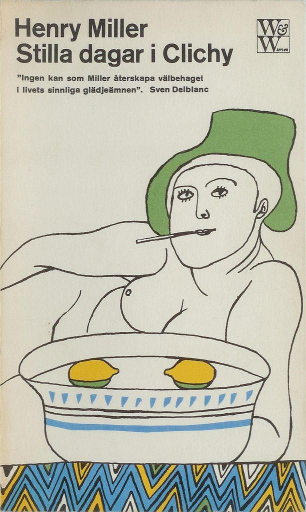 Henry Miller -  Stilla dagar i Clichy   by Martin_Klasch