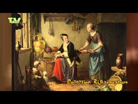Rijksmuseum Amsterdam Collection - Daily Life (@720P HD) - YouTube