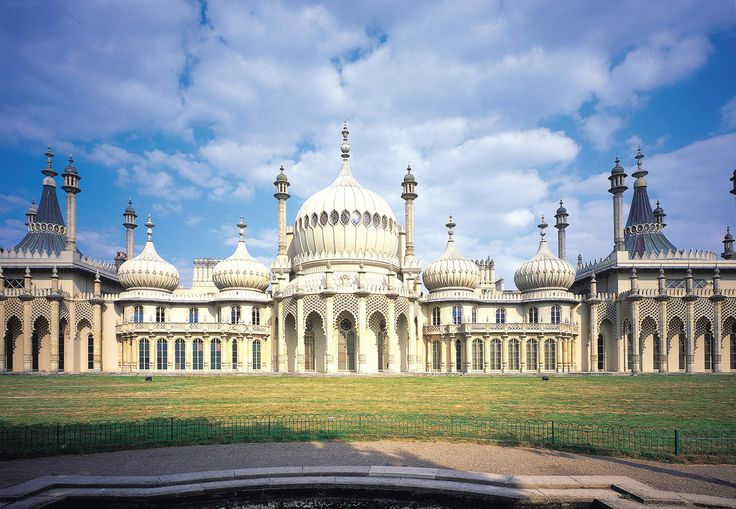 Royal Pavilion: Brighton, England | 12 British Landmarks That Are Crying Out To Be Bond Villain Lairs