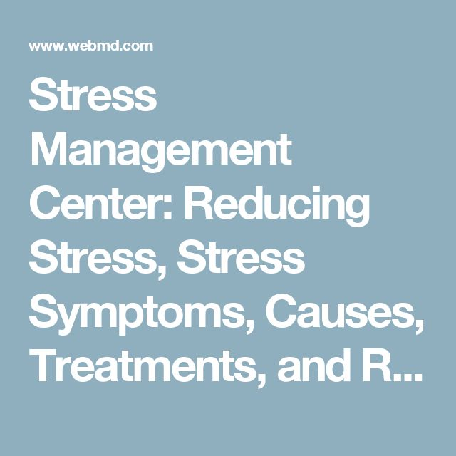 the causes symptoms and management of stress At the same time, mainstream stress management strategies often fail to address biochemical abnormalities it is very important to rule out other possible causes before attributing symptoms to chronic stress alone impaired stress response: a major cause of anxiety and depression.