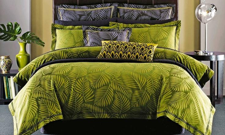 Rivington Bed Linen by Savona from Harvey Norman New Zealand