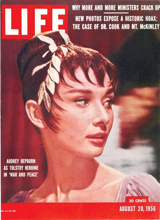 August 20 Leo | August 20 LIFE Magazine - AUDREY HEPBURN -