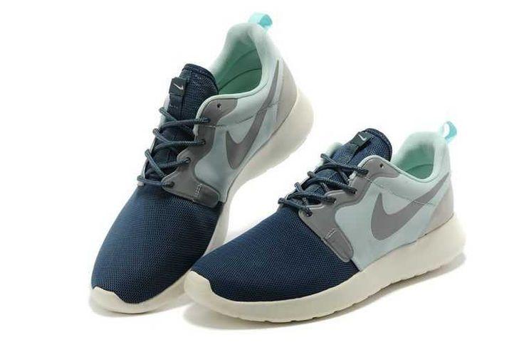 Nike Roshe HYP QS Mens Blue Navy Shoes