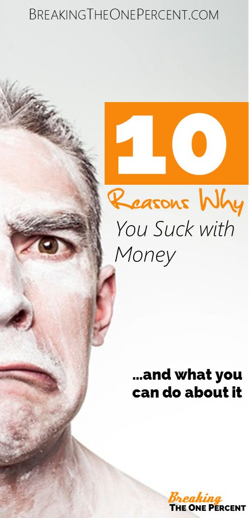 Start making smarter decisions with your money. If you want any chance of being financially secure, you need to stop making these 10 rookie mistakes. Personal Finance Tips | Money Tips | Best Money Habits