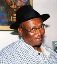 Zakes Mda, South African Playwright and Novelist.