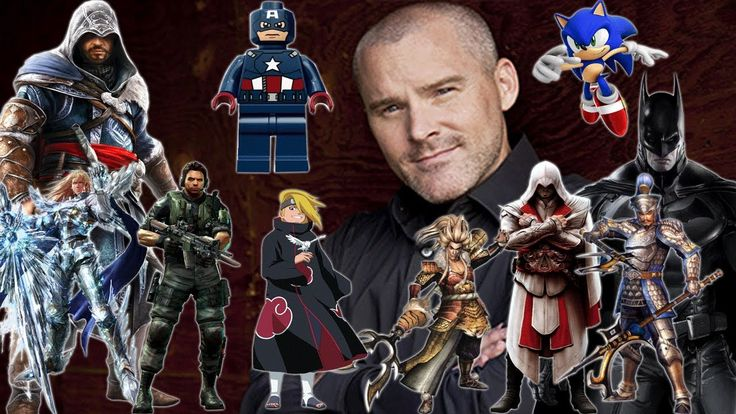 """The Many Voices of """"Roger Craig Smith"""" In Video Games"""