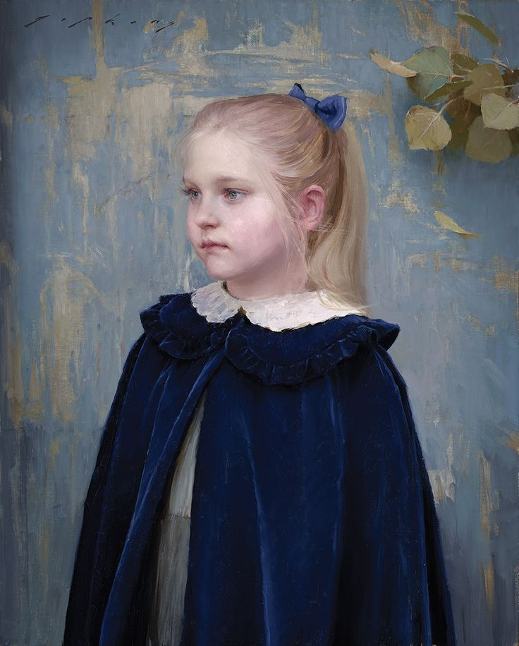 Reverie by Jeremy Lipking