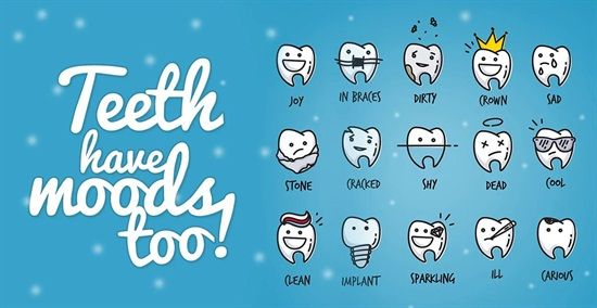 Dentaltown - Teeth have moods too!