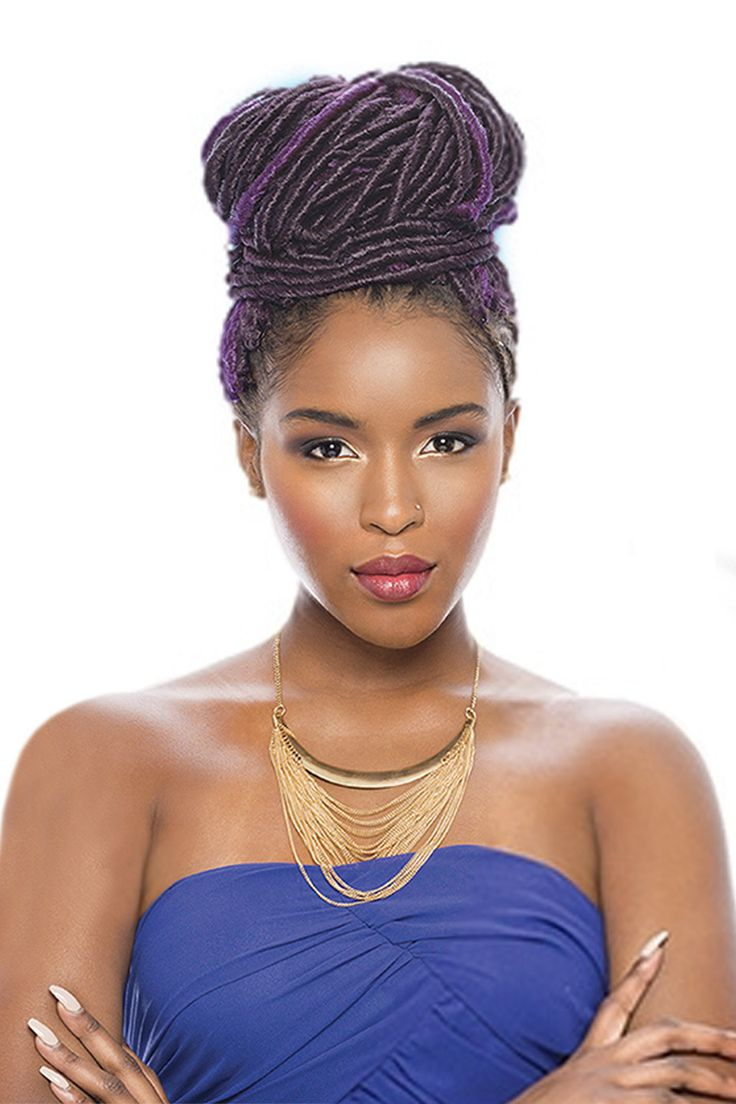 Janet Collection Havana Mambo Faux Locs Braid , Crochet Braiding Hair - Janet, Tisun - 5