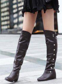 2012 НОВАЯ мода плоским колено вскользь платье сексуальные женщины P1314 Hot размер продать 34-47 сапоги