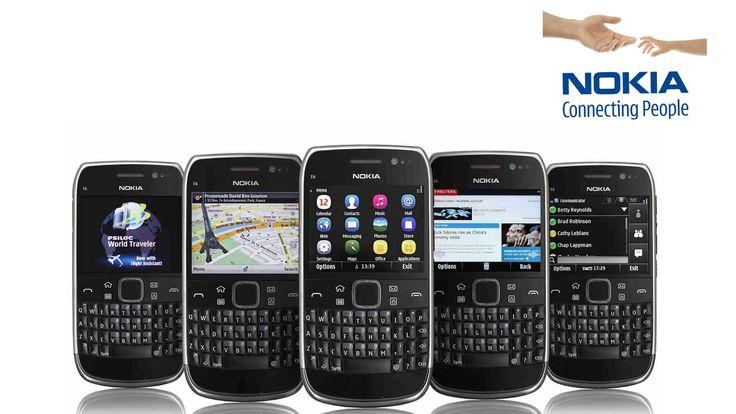 brend new nokia e6 phone