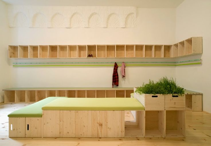 kita Spreesprotten - Berlin - Il Pampano  kids  interior lifestyle 