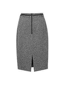 Darya Tweed Skirt