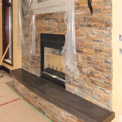 10 best Fireplace Refacing images on Pinterest | Fireplace ideas ...