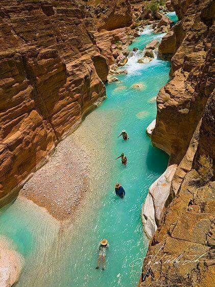 Havasu Creek, Grand Canyon National Park