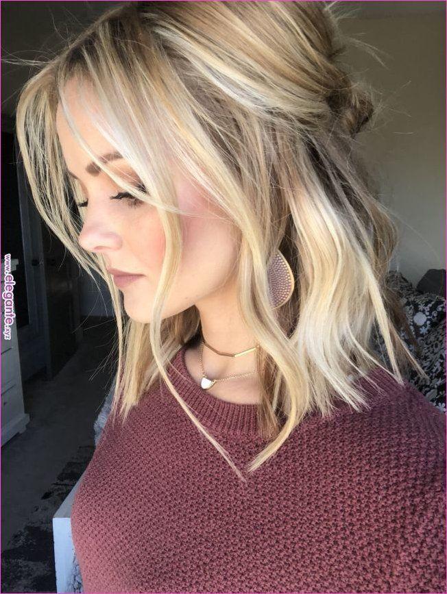 10 Stilvolle Lob Frisur Ideen, Schulter-Länge Haarschnitt für Frauen