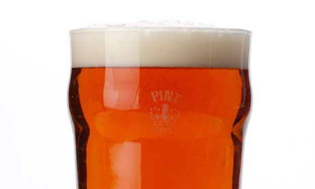 Golden ale sales soar as lager drinkers turn their backs on the fizz  Tesco reports that sales of pale malt beer seen as 'stepping stone' from lager to ale have risen by 40% on last year