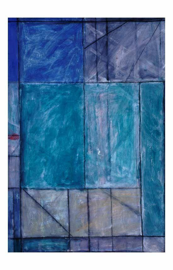 Richard Diebenkorn, Untitled (Ocean Park Series)