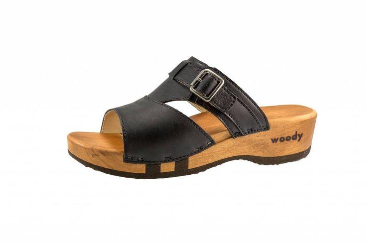 Women Wooden Clogs - Woody Shoes Jenny - www.woodyshoes.nl