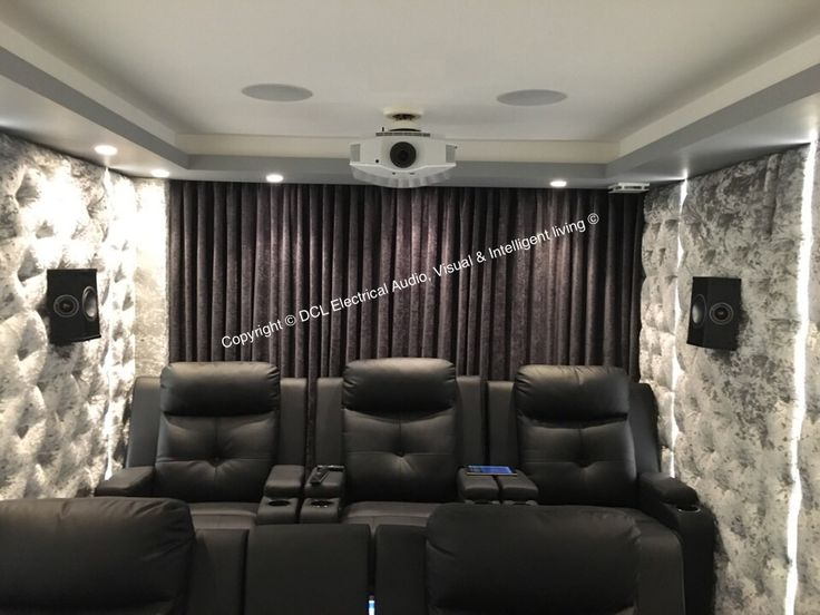 DCL Electrical, Audio, Visual & intelligent living full home cinema solutions