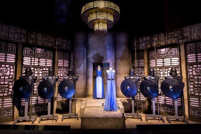 Barcelona primera parada de la gira de la mayor exposición de Juego de Tronos
