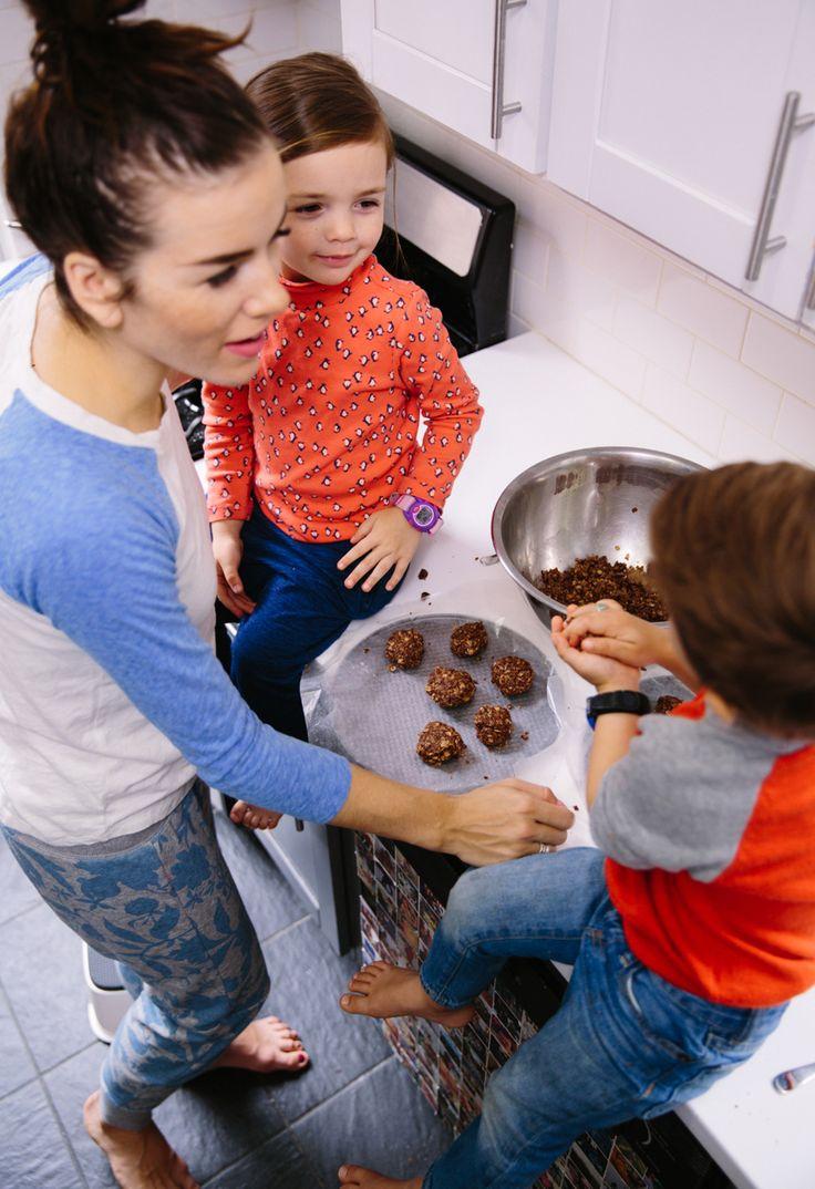 raw chocolate oat cookies!   Love Taza   Rockstar Diaries   Bloglovin'