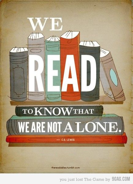 .Reading is fundamental: Reading Area, Best Friends, Reading Book, Crazy People, Reading Quotes, Cslewis, Cs Lewis, Typography Art, C S Lewis