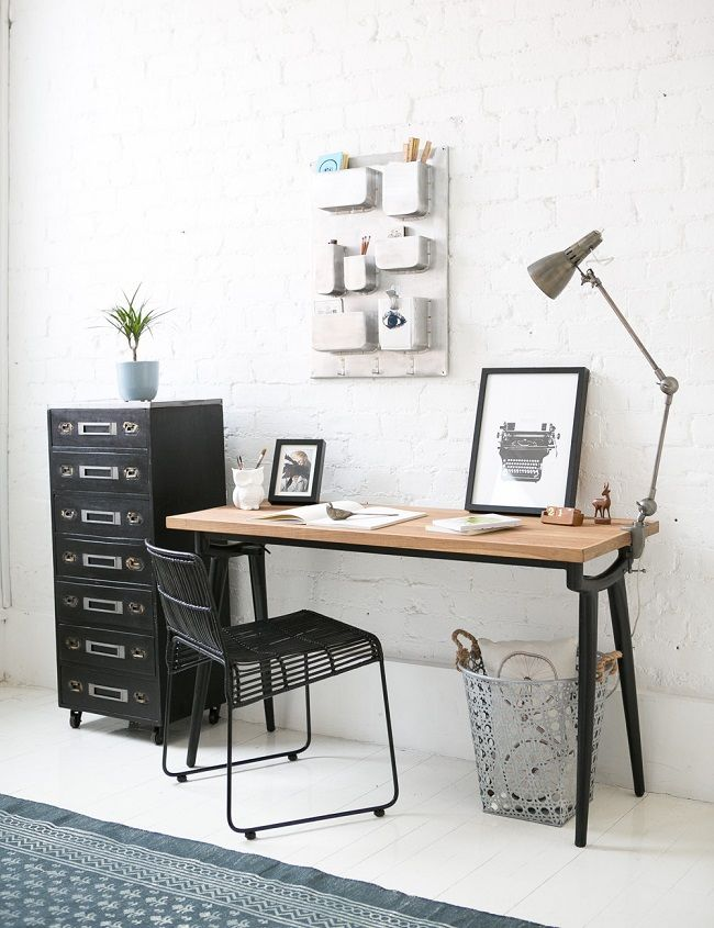 Rose and Grey online vintage industrial furniture destination   Homegirl London - rose and grey home office furniture and accessories