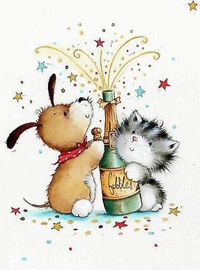 ~ Maria Woods - Feliz 2015 para todos, en cada rincón!