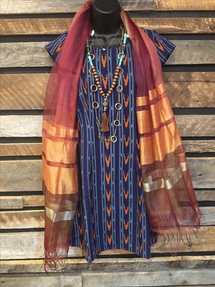 Fall into this fair trade fashion #ootd