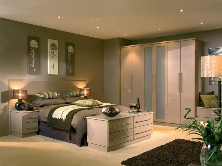 modern fitted bedroom design. Interior Design Ideas. Home Design Ideas