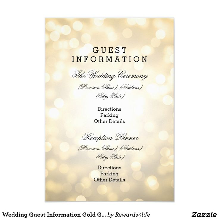 The  Best Wedding Ceremony Direction Cards Ideas On