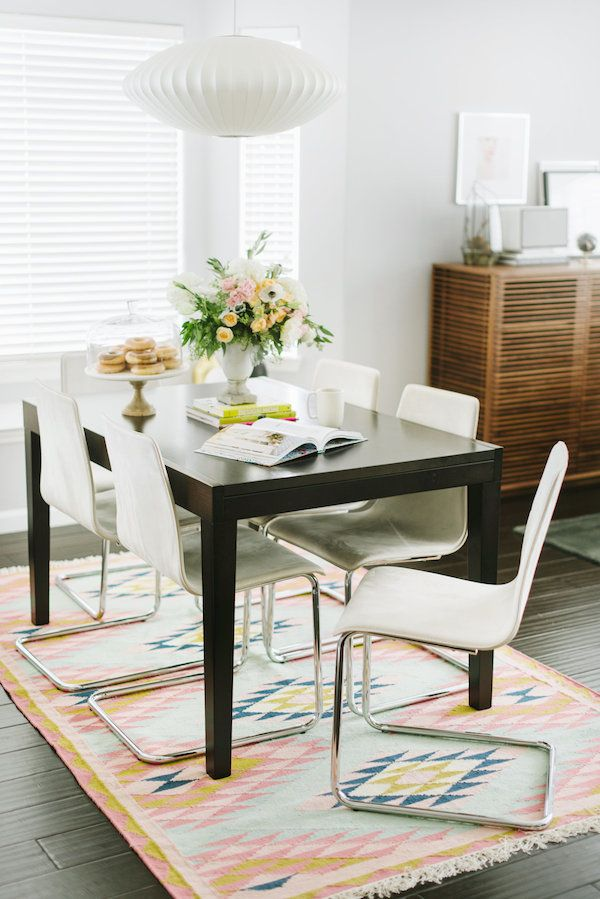 Rug Dining Room Mesmerizing Design Review