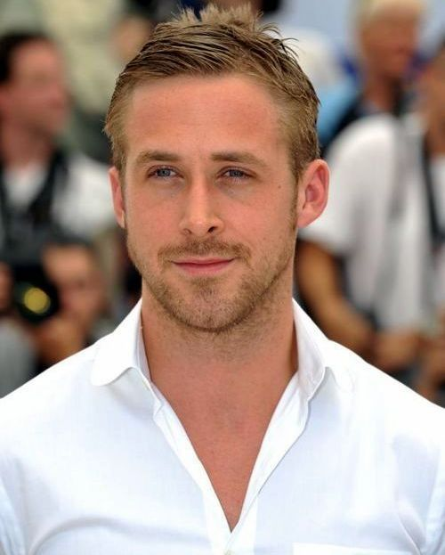 I used to hate scruffy face but I like it with light hair :) or just on Ryan