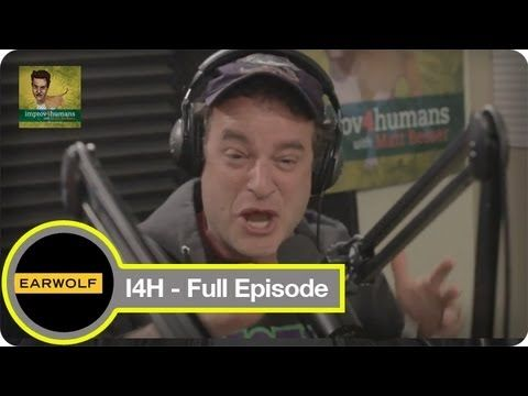 Watch the latest improv4humans on YouTube with Matt Besser, Seth Morris, Brian Huskey & Paul Rust. (Audio version of podcast is on Earwolf, iTunes, etc.)